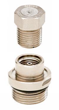 High-Pressure Cylinder Valves