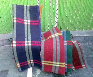 Woolen Shoddy  Blankets