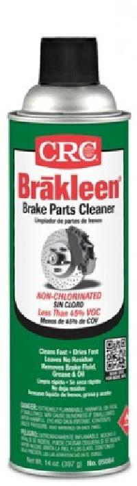 Non-chlorinated Brakleen Brake Parts Cleaner