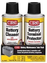Single Use Battery Maintenance Twin Pack