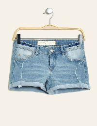 Short En Femme Jean