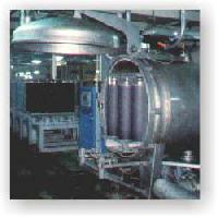 Horizontal Package Dyeing Machines