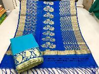 Banarasi Chanderi Suits