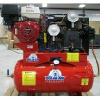 13HP 30 Gallon Gas Drive Air Compressor