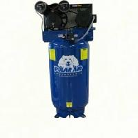 5HP 2 Cylinder 3 Phase Single Stage 80 Gallon Vertical Air Compressor