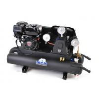 6 HP 3 Cylinder 18 CFM Honda Gas Powered Wheelbarrow Air Compressor