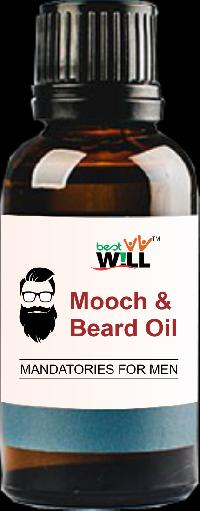 Best Will Mooch & Beard Oil
