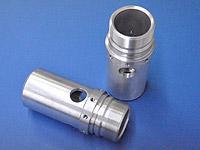 Aluminum Valve Component Cnc Turning Machine