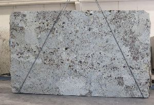 Snow White Granite Slabs