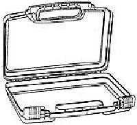 Low Cost Injection Molded Cases