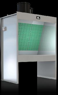 Bench Spray Paint Booths