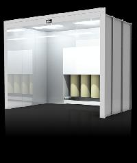Recovery Powder Booths