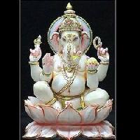 Ganesh Devotional Statues