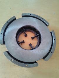 Tractor pressure plate