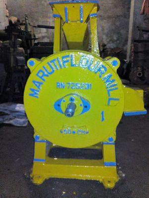 16 Inch Pedestal Type Flour Mill Machine