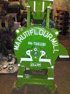 20 Inch Pedestal Type Flour Mill Machine