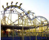 Bat Roller Coaster