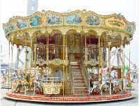 VENETIAN CAROUSEL amusement ride