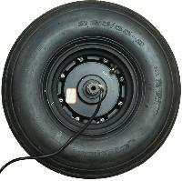 250w Gearless Hub Motor The Tyre