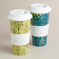 Disposable Thermocol Cup