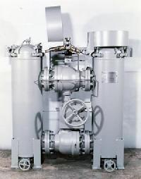 Duplex Lube Oil Filter