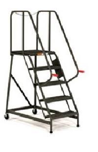 Mobile Maintenance-mechanics Ladder