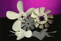 Plastic Blower Wheels