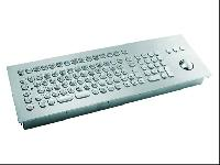 STAINLESS STEEL PANEL MOUNT KEYBOARD