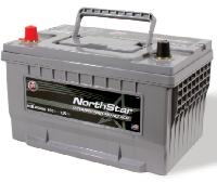 Northstar Automotive Battery