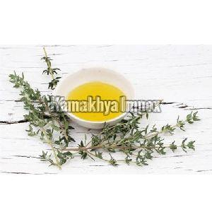 essential thyme oil