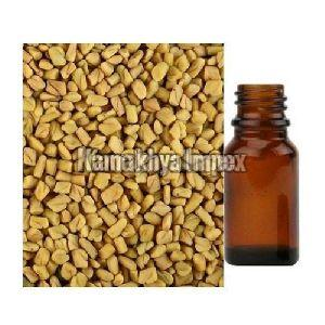 natural spice fenugreek oil