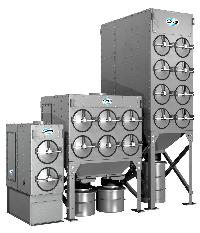 Flow Cartridge Dust Collection System