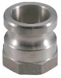Aluminum Part B Camlock - Mnpt Coupler