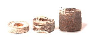Coco Peat Pellets Or Coins