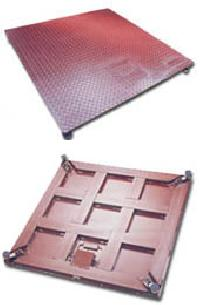 Heavy Duty Floor Platforms