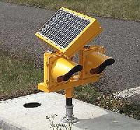 Solar LED Runway Guard Light