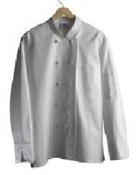 Cloth Button Chef Coat