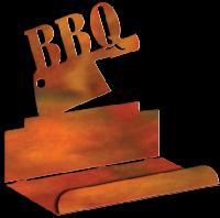 Bbq Business Card Holder