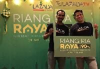 Raya Shopping Made More Awesome With The New Lazada Tv & Massive Sale