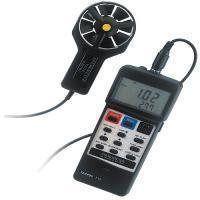 Tecpel Anemometer Air velocity meter