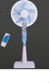 Solar Stand Fan Standing Fan