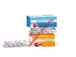 Telmavas Tablets