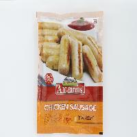 Chicken Cheese Paprika Sausage