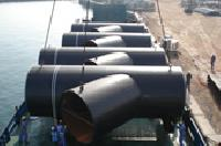 Welded Process Pipes Line