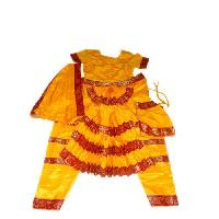 Child Bharatanatyam Dress