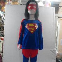 Super Man Fancy Dress