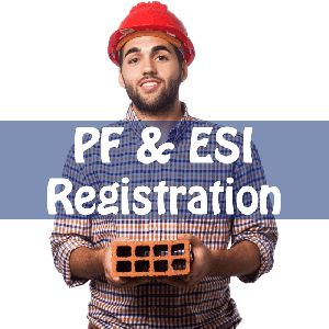 ESI & PF Registration Services