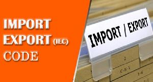 Import & Export Code Registration