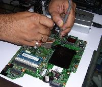 electronic product repairing services
