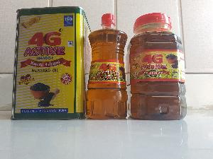 4G Active Mustard Oil